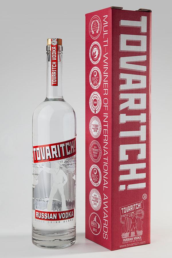 Tovaritch! Vodka